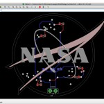 Eagle 30/30 No. 7 - NASA Logo and Solder Mount Parts, Via's, DXF imports