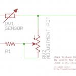 Eagle 30/30 No. 12 - Voltage Divider Fine Tuner and Component Reference Designators (Part Prefixes)