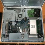 Inside a iMac G5