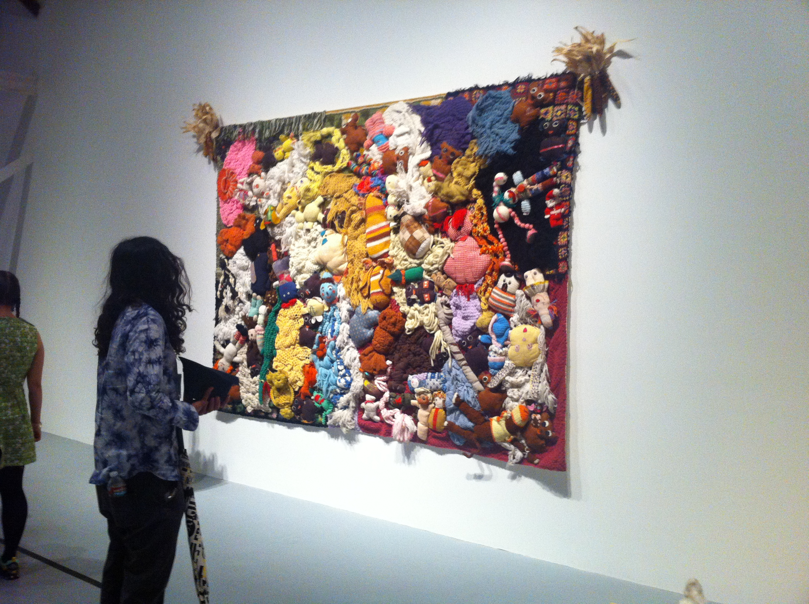 Mike Kelley, More Love Hours Than Can Ever Be Repaid